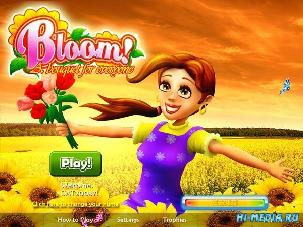 Bloom 2! A Bouquet for Everyone (2017) ENG