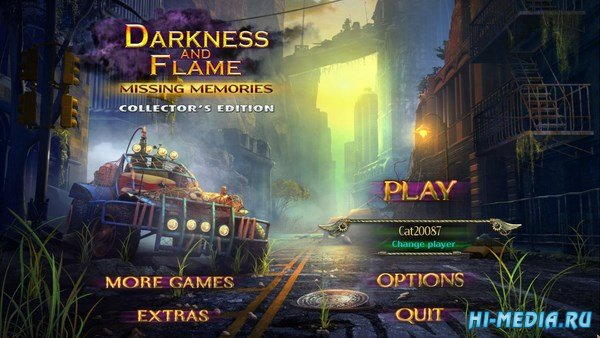 Darkness and Flame 2: Missing Memories Collector's Edition (2017) ENG