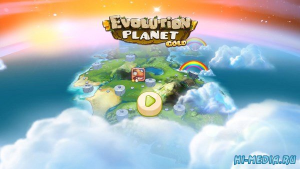 Evolution Planet: Gold Edition (2016) RUS