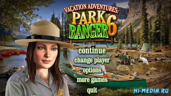 Vacation Adventures: Park Ranger 6 (2017) ENG