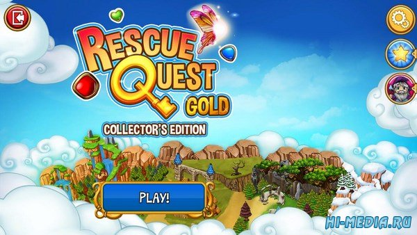 Rescue Quest Gold Collector's Edition (2017) ENG