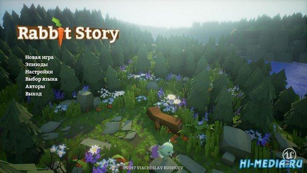 Rabbit Story (2017) RUS