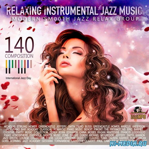 Relaxing Instrumental Jazz Music (2017)