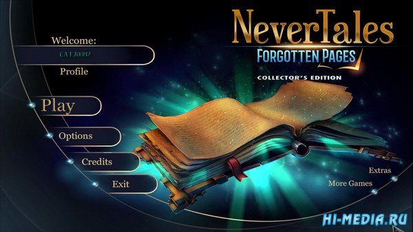 Nevertales 6: Forgotten Pages Collectors Edition (2017) ENG