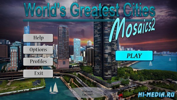 Worlds Greatest Cities Mosaics 2 (2017) ENG
