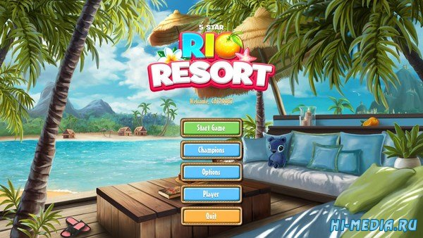 5 Star Rio Resort (2017) ENG