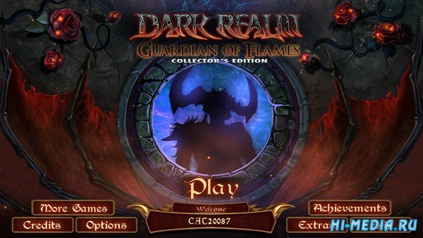 Dark Realm 4: Guardian of Flames Collectors Edition (2017) ENG