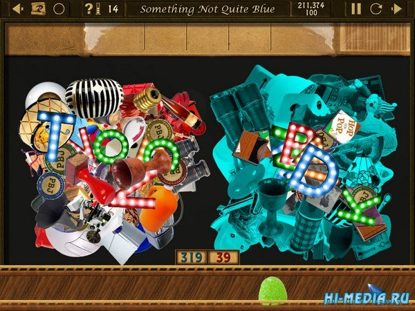Clutter Infinity: Joes Ultimate Quest (2017) ENG