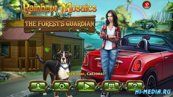 Rainbow Mosaics 6: The Forests Guardian (2017) ENG