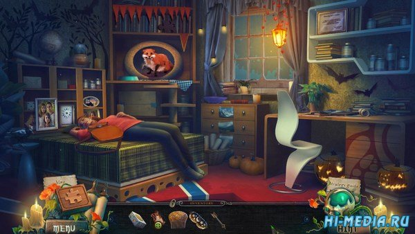 Наследие ведьм 10: Под покровом ночи Коллекционное издание (2020) RUS
