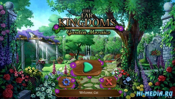 The Far Kingdoms 8: Garden Mosaics (2017) ENG