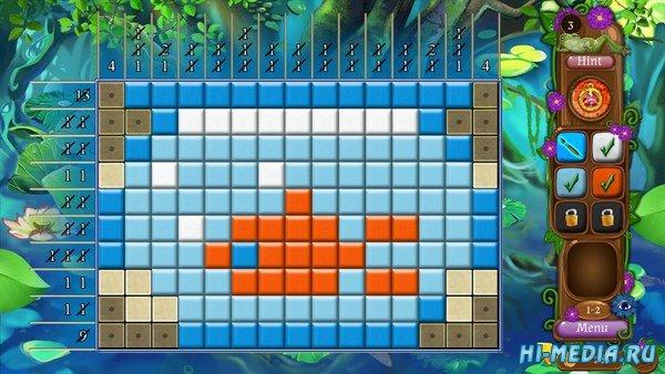The Far Kingdoms 8: Garden Mosaics (2017) ENG