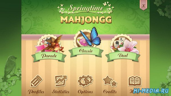 Springtime Mahjongg (2017) ENG