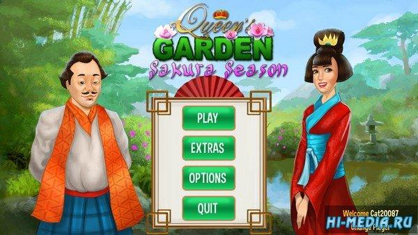 Queens Garden 4: Sakura Season (2017) ENG