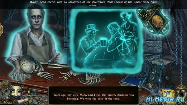 Темные истории 11: Эдгар Аллан По. Ленор Коллекционное издание (2018) RUS