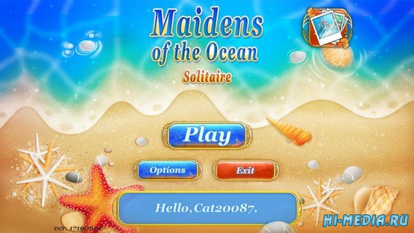 Maidens of the Ocean Solitaire (2017) ENG