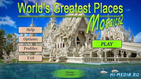 Величайшие места мира: Мозаика 2 (2017) RUS