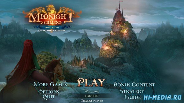 Midnight Calling 4: Wise Dragon Collectors Edition (2017) ENG