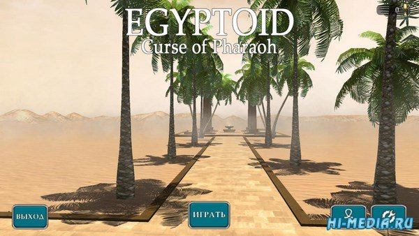 Egyptoid: Curse of Pharaoh (2017) RUS