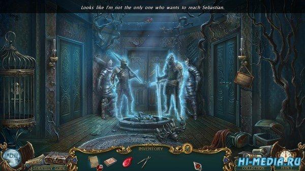Легенды о призраках 11: Проклятый дар Коллекционное издание (2017) RUS