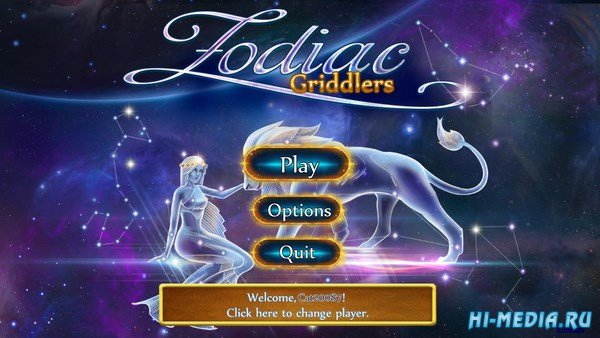 Griddlers: Zodiac (2017) ENG