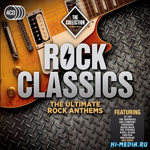 Rock Classics - The Collection (2017)