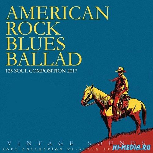 VA - American Rock Blues Ballad (2017)