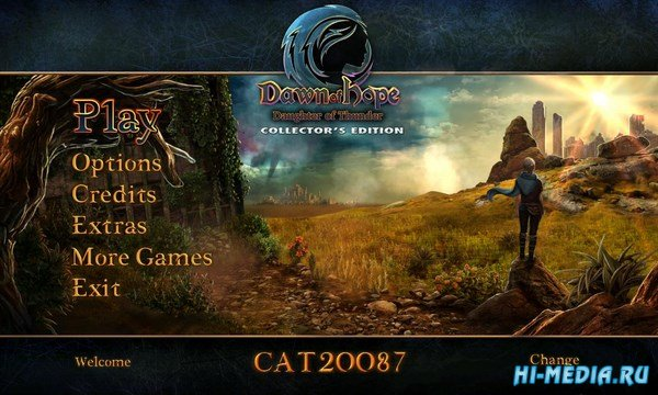 Dawn of Hope 2: Daughter of Thunder Collectors Edition (2017) ENG