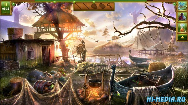 Lost Lands: A Hidden Object Adventure (2017) RUS