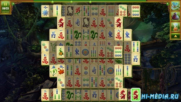 Lost Lands: Mahjong (2017) RUS