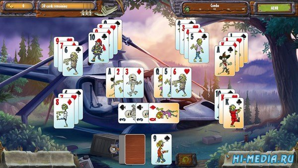 Zombie Solitaire 2: Chapter Two (2017) ENG