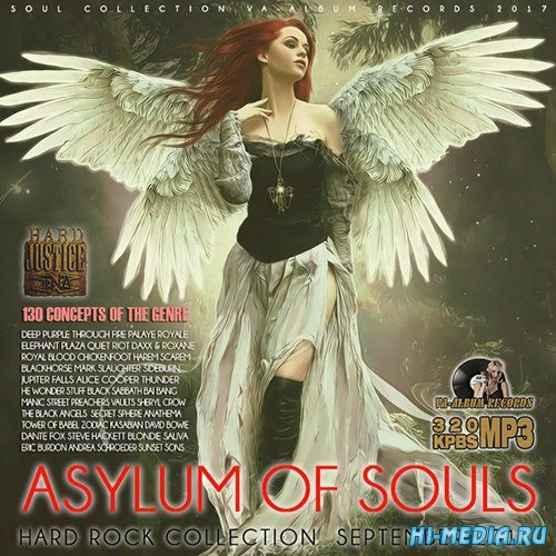 Asylum Of Soul: Hard Rock Collection (2017)