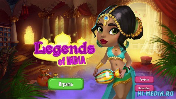 Legends of India (2017) ENG