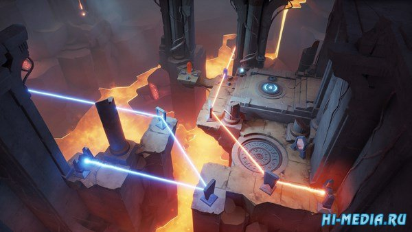Archaica: The Path of Light (2017) RUS