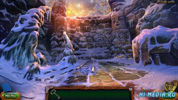 Затерянные земли 5: Ледяное заклятие Коллекционное издание (2017) RUS