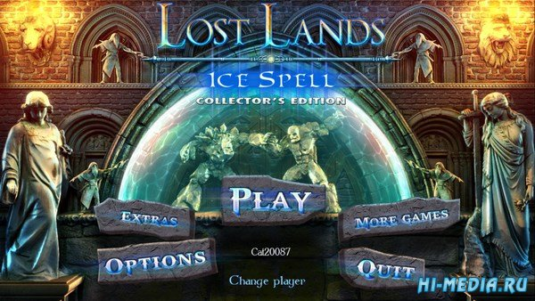 Lost Lands 5: Ice Spell Collectors Edition (2017) ENG