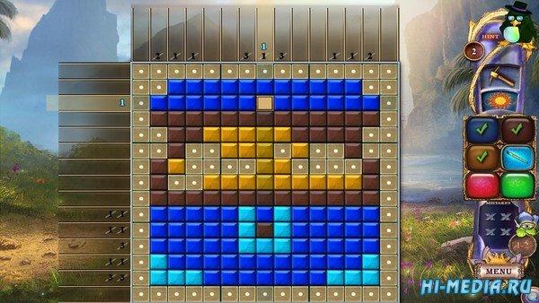 Fantasy Mosaics 24 Deserted Island (2017) ENG