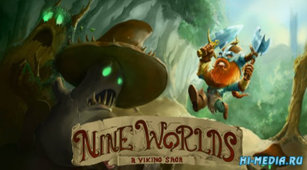 Nine Worlds: A Viking saga (2017) ENG