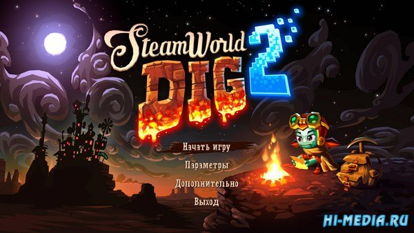 SteamWorld Dig 2 (2017) RUS