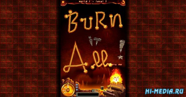 Burn It All (2017) ENG