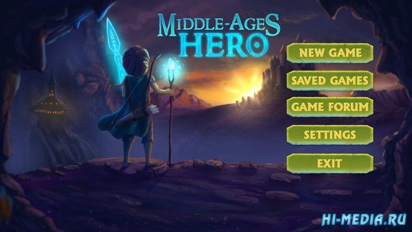 Middle Ages Hero (2017) ENG