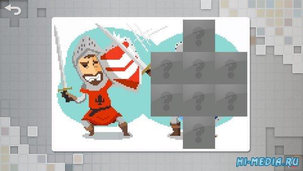 Draw Puzzle (2017) RUS