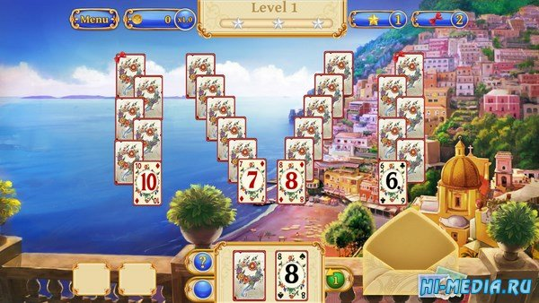 Solitaire Italian Trip (2017) ENG