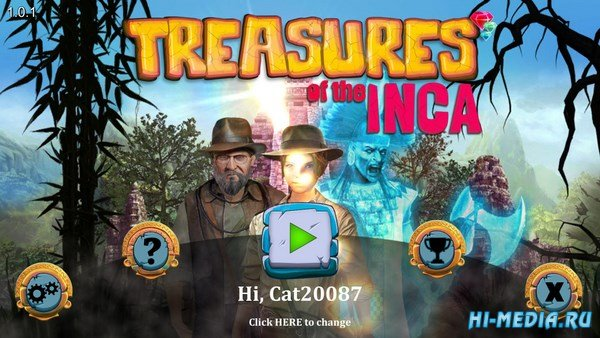 Treasures of the Inca (2017) ENG