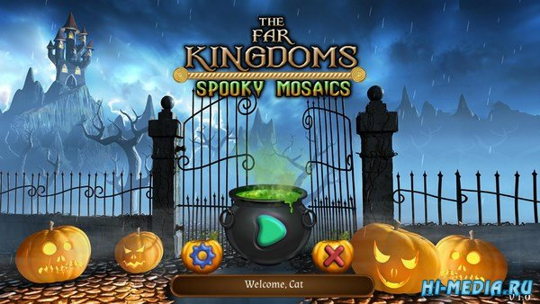 The Far Kingdoms 9: Spooky Mosaics (2017) ENG