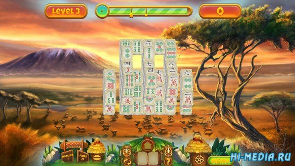 Save the Nature: Mahjong (2017) ENG