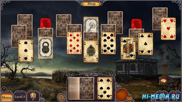 Jewel Match: Twilight Solitaire (2017) ENG
