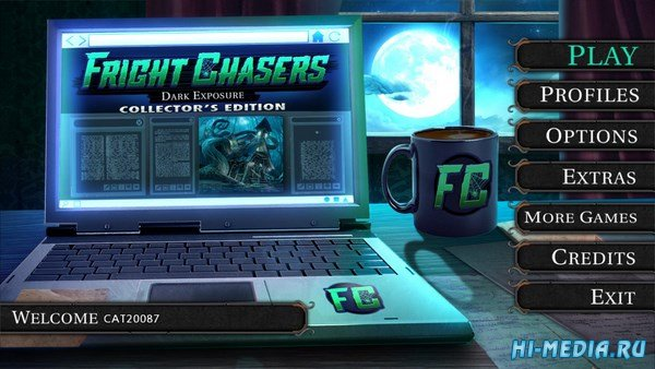 Fright Chasers: Dark Exposure Collector's Edition (2017) ENG