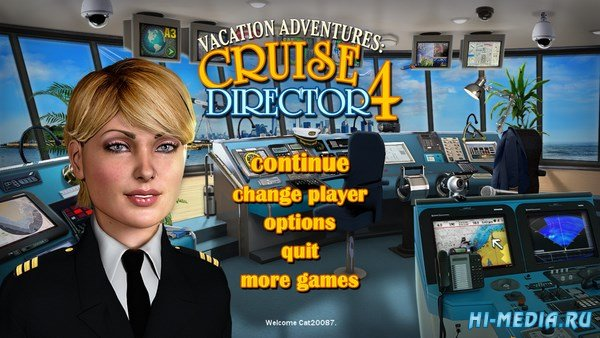 Vacation Adventures: Cruise Director 4 (2017) ENG