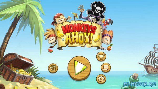 Monkeys Ahoy (2017) RUS